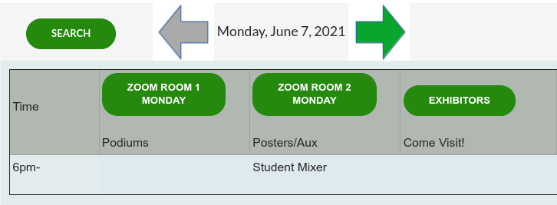The Zoom Room buttons!